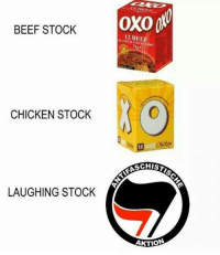 America, Beef, and Beef: BEEF STOCK  CHICKEN STOCK  LAUGHING STOCK  12 BEE  12  ATION Antifa is the reason nobody wants to be a liberal anymore. 🔴www.TooSavageForDemocrats.com🔴 JOINT INSTAGRAM: @rightwingsavages Partners: 🇺🇸👍: @The_Typical_Liberal 🇺🇸💪@theunapologeticpatriot 🇺🇸 @DylansDailyShow 🇺🇸 @keepamerica.usa 🇺🇸@Raised_Right_ 🇺🇸@conservative.female 😈 @too_savage_for_liberals 🇺🇸 @Conservative.American DonaldTrump Trump 2A MakeAmericaGreatAgain Conservative Republican Liberal Democrat Ccw247 MAGA Politics LiberalLogic Savage TooSavageForDemocrats Instagram Merica America PresidentTrump Funny True SecondAmendment