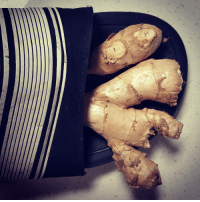Been eating too much ginger is this normal?: Been eating too much ginger is this normal?