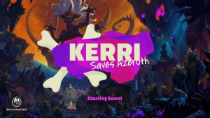Been waiting all week for that slice of Sunday #Warcraft pie?  Us too. Thankfully, @kidkerrigan is dishing up fresh slices right out of the oven on Kerri Saves Azeroth later today at 6pm ET/3pm PT!  Stop on by to get your helping!  📺 https://t.co/zpjHYuDcq3 https://t.co/VPd7T7H2X0: Been waiting all week for that slice of Sunday #Warcraft pie?  Us too. Thankfully, @kidkerrigan is dishing up fresh slices right out of the oven on Kerri Saves Azeroth later today at 6pm ET/3pm PT!  Stop on by to get your helping!  📺 https://t.co/zpjHYuDcq3 https://t.co/VPd7T7H2X0