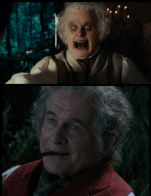 Before - After Template for lotr memes i just made: Before - After Template for lotr memes i just made