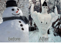 Gym, Life, and Memes: before  After This is Mr Jack on the left. This is Mr Jacked on the right. 