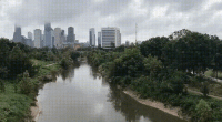 Before and after of flooding in Houston from Hurricane Harvey: Before and after of flooding in Houston from Hurricane Harvey