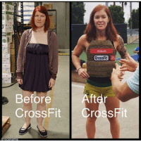 ... because I love The Office references. Proof that CrossFit works. Throwback repost from @roosnamla. BeforeAndAfter CrossFitTransformations CrossFit CrossFitMemes ExerciseMemes: Before  CrossFit  roosnamla  Abbott  CrossFit  After  CrossFit ... because I love The Office references. Proof that CrossFit works. Throwback repost from @roosnamla. BeforeAndAfter CrossFitTransformations CrossFit CrossFitMemes ExerciseMemes