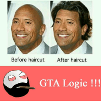 Gta Logic: Before haircut  After haircut  GTA Logic