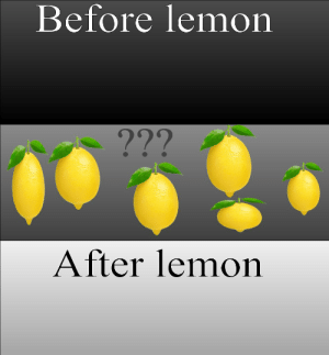 you are after. https://t.co/wzF0r8tXgm: Before lemon  ???  After lemon you are after. https://t.co/wzF0r8tXgm