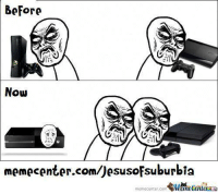 Console wars, then and now.