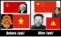 :P pol not even once: Before /pol/  After /pol/ :P pol not even once