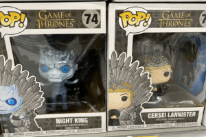 Before Season 8, expectations were high about where these two characters would go. Would there be a showdown between TNK and CL in King's Landing? Would the scorpions take down the undead ice dragon? After airing, well... expectations were certainly subverted and my interest died.: Before Season 8, expectations were high about where these two characters would go. Would there be a showdown between TNK and CL in King's Landing? Would the scorpions take down the undead ice dragon? After airing, well... expectations were certainly subverted and my interest died.