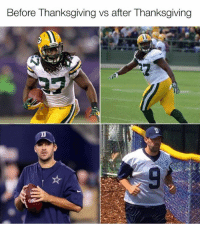 Nfl, Spot, and Spot On: Before Thanksgiving vs after Thanksgiving Spot on