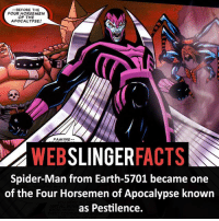 ▲▲ - I can only imagine how badass that would be on film! - My other IG accounts @factsofflash @yourpoketrivia @facts_of_heroes ⠀⠀⠀⠀⠀⠀⠀⠀⠀⠀⠀⠀⠀⠀⠀⠀⠀⠀⠀⠀⠀⠀⠀⠀⠀⠀⠀⠀⠀⠀⠀⠀⠀⠀⠀⠀ ⠀⠀----------------------- spiderman peterparker tomholland marvelfacts spidermanfacts webslingerfacts venom carnage avengers xmen justiceleague marvel homecoming tobeymaguire andrewgarfield ironman spiderman2099 civilwar auntmay like gwenstacy maryjane deadpool miguelohara hobgoblin milesmorales like4like: --BEFORE THE  FOUR HORSEMEN  OF THE  APOCALYPSE!  L.  FAMINE  WEBSLINGERFACTS  Spider-Man from Earth-5701 became one  of the Four Horsemen of Apocalypse known  as Pestilence. ▲▲ - I can only imagine how badass that would be on film! - My other IG accounts @factsofflash @yourpoketrivia @facts_of_heroes ⠀⠀⠀⠀⠀⠀⠀⠀⠀⠀⠀⠀⠀⠀⠀⠀⠀⠀⠀⠀⠀⠀⠀⠀⠀⠀⠀⠀⠀⠀⠀⠀⠀⠀⠀⠀ ⠀⠀----------------------- spiderman peterparker tomholland marvelfacts spidermanfacts webslingerfacts venom carnage avengers xmen justiceleague marvel homecoming tobeymaguire andrewgarfield ironman spiderman2099 civilwar auntmay like gwenstacy maryjane deadpool miguelohara hobgoblin milesmorales like4like