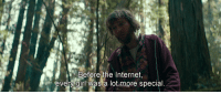 Swiss Army Man (2016): Before the Internet  every girl was a lot more special Swiss Army Man (2016)