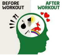 Before and after.  www.doyoueven.com: BEFORE  WORKOUT  AFTER  WORKOUT Before and after.  www.doyoueven.com