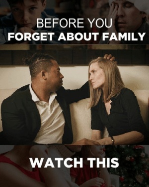 Family, Memes, and Watch: BEFORE YOU  FORGET ABOUT FAMILY  WATCH THIS This is something we must learn before its too late!