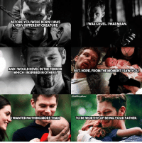 [Quote from 4x12 | ic: @klaylope] KLOPE'S RELATIONSHIP IS THE MOST IMPORTANT!!! 😭 ❗️SPOILERS❗️So I had some time to watch the season finale of The Originals and...well...I'm just heartbroken and I actually hate the writers. I'm not okay with the fact that Klaus had to leave Hope AGAIN! They need to be together and not separated, none of the Mikaelsons. And now we have to wait until 2018 for season 5...well fuck 🙃 Also, I really loved Summer as Hope and I'm not ready to say goodbye to her (since we will see teenager Hope in season 5 which I'm actually excited for too idk) 💔 ⠀ Comment a ❤️ if you love Klope! ⠀ My edit give credit [ klope klausmikaelson hopemikaelson theoriginals|173.9k]: BEFOREYOUWERE BORN IWAS  AVERYDIFFERENT CREATURE.  IWASCRUEL.IWAS MEAN  ANDIWOULD REVELIN THETERROR  WHICHIINSPIREDINOTHERS  BUT,HOPE, FROM THE MOMENTI SAWYOU  IWANTED NOTHING MORE THAN  TOBE WORTHY OF BEING  TO BE WORTHYOF BEING YOUR FATHER. [Quote from 4x12 | ic: @klaylope] KLOPE'S RELATIONSHIP IS THE MOST IMPORTANT!!! 😭 ❗️SPOILERS❗️So I had some time to watch the season finale of The Originals and...well...I'm just heartbroken and I actually hate the writers. I'm not okay with the fact that Klaus had to leave Hope AGAIN! They need to be together and not separated, none of the Mikaelsons. And now we have to wait until 2018 for season 5...well fuck 🙃 Also, I really loved Summer as Hope and I'm not ready to say goodbye to her (since we will see teenager Hope in season 5 which I'm actually excited for too idk) 💔 ⠀ Comment a ❤️ if you love Klope! ⠀ My edit give credit [ klope klausmikaelson hopemikaelson theoriginals|173.9k]