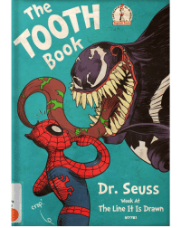 Happy Dr. Seuss Day! Here's this wicked Dr. Seuss-comic book mash-up by @m7781 What's your favorite Dr. Seuss book? 📚: Beginner Books  Dr. Seuss  Week At  The Line It Is Drawn  M77B1 Happy Dr. Seuss Day! Here's this wicked Dr. Seuss-comic book mash-up by @m7781 What's your favorite Dr. Seuss book? 📚