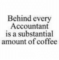 accounting funny - Google Search: Behind every  Accountant  is a substantial  amount of coffee accounting funny - Google Search