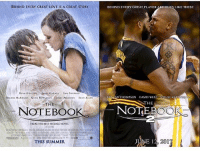 💀💀💀💀: BEHIND EVERY GREAT LOVE IS A GREAT STORY  RTAN Got  RACHEL MCADAM  GINA ROWLAND  AMES MARSDEN  OAN ALLIN  THE  NOTEBOOK  FROM THE BEST SELLINGNOVEL  THIS SUMMER  BEHIND EVERY GREAT PLAYER  LIKE THESE  N THOMPSON DAVID WES  OENARN  N THE  NOT  FOC  201  JUNE 12 💀💀💀💀
