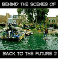The Future: BEHIND THE SCENES OF  BACK TO THE FUTURE 2