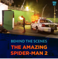 BEHIND THE SCENES: THE AMAZING SPIDER-MAN 2 Tag your friends and follow @cinfacts — peterparker marvelmovies marvel marvelcomics comicbooks comics cinema_facts movies sonypictures amazingspiderman amazing jumping marveluniverse films spiderman andrewgarfield vfx behindthescenes avengers tomholland electro villain makingof: BEHIND THE SCENES  THE AMAZING  SPIDER MAN 2  CINEMA  FACTS BEHIND THE SCENES: THE AMAZING SPIDER-MAN 2 Tag your friends and follow @cinfacts — peterparker marvelmovies marvel marvelcomics comicbooks comics cinema_facts movies sonypictures amazingspiderman amazing jumping marveluniverse films spiderman andrewgarfield vfx behindthescenes avengers tomholland electro villain makingof