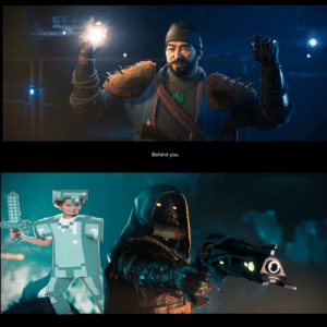 Destiny 2 memes are becoming a thing! INVEST!: Behind you. Destiny 2 memes are becoming a thing! INVEST!
