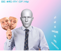 "Reddit, Com, and James: BEI WEARY OFIHIM  AS  HE  IS  UNSURE  Op <p>[<a href=""https://www.reddit.com/r/surrealmemes/comments/89l0zg/be_always_%D9%82%D8%AFafraid_of_this_man_james_bro%D9%82wn_is/"">Src</a>]</p>"
