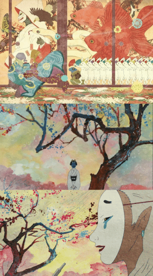 beifongkendo:Riot of colours and faces (Mononoke): beifongkendo:Riot of colours and faces (Mononoke)