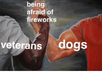 "<p>Little bit of a hot take. Invest!! via /r/MemeEconomy <a href=""https://ift.tt/2IW1i9F"">https://ift.tt/2IW1i9F</a></p>: being  afraid of  fireworks  veterans  dogs <p>Little bit of a hot take. Invest!! via /r/MemeEconomy <a href=""https://ift.tt/2IW1i9F"">https://ift.tt/2IW1i9F</a></p>"