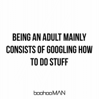898e72fb3e Being an Adult, Google, and Memes: BEING AN ADULT MAINLY CONSISTS OF  GOOGLING