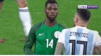 Soccer, Sports, and Can: beiru  SPORTS  OTAMENDI  14 The face you make when you know the damage you can do but it's not worth it 😂 https://t.co/oBsf2fWDpi