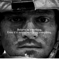 America, Respect, and Heroes: Believe in something.  Even if it means sacrifcing everything.  SECURE  AM ERICA Military men and women sacrifice all they have to protect America! Let's all do our part and give these heroes the respect they deserve!