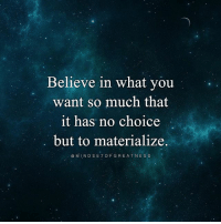 Via @mindsetofgreatness: Believe in yourself so strong that there is no room for self-doubt. Stay confident even when it's tough...: Believe in what you  want so much that  it has no choice  but to materialize.  @MIND SETOFGREATNESS Via @mindsetofgreatness: Believe in yourself so strong that there is no room for self-doubt. Stay confident even when it's tough...