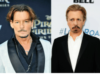 David Spade should swap barbers with Johnny Depp: BELL David Spade should swap barbers with Johnny Depp