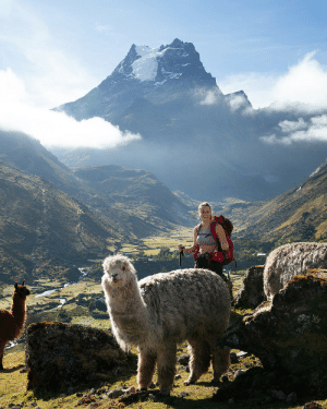 """bellabucchiotti:  My Trip to Peru  with G Adventures  A trip to Peru has been on my bucket list for quite a while. It was  finally time for me to visit the country home to the remarkable Machu  Picchu – the ancient Incan city built in the 15th-century and generally  the first landmark people think of when they hear """"Peru."""" This is also one of the New Seven Wonders of the World!  READ MORE HERE about my trip to Peru with G Adventures.  You can also follow Bella Bucchiotti on her Blog, Instagram and YouTube!!   : bellabucchiotti:  My Trip to Peru  with G Adventures  A trip to Peru has been on my bucket list for quite a while. It was  finally time for me to visit the country home to the remarkable Machu  Picchu – the ancient Incan city built in the 15th-century and generally  the first landmark people think of when they hear """"Peru."""" This is also one of the New Seven Wonders of the World!  READ MORE HERE about my trip to Peru with G Adventures.  You can also follow Bella Bucchiotti on her Blog, Instagram and YouTube!!"""