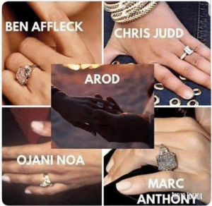 Ben Affleck, Thanos, and Been: BEN AFFLECK C  CHRIS JUDD  AROD  OJANI NOA  MARC J. Lo has been gathering stones as if she was Thanos