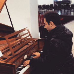 Sorry, Tumblr, and Blog: bencepeter:Oops. Sorry Mr. Bach #classical #bach #piano #vintage