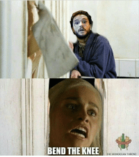 Memes, Moroccan, and 🤖: BEND THE KNEE  THE MOROCCAN THRONE Daenerys in season 7 https://t.co/oaIVMb86wU