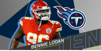 Memes, Tennessee, and 🤖: BENNIE LOGAN Now joining the Tennessee @Titans: https://t.co/ugyj9vgtQk https://t.co/RqSDHKY6Ik