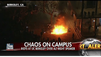 """Memes, UC Berkeley, and Military: BERKELEY, CA  FOX  NEWS  RIOTS AT UC BERKELEY OVER ALT-RIGHT SPEAKER The """"actress"""" Sarah Silverman is calling for the military to overthrow President Trump. I believe it's time we take these traitorous celebrities at their word."""