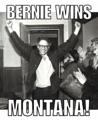 Black Lives Matter, Memes, and Obama: BERNIE WINS  MONTANA! Everything went as planned last tonight, we can now say for sure that Hillary WILL NOT reach the required amount of pledged delegates to clinch the nomination and we will be going to a contested convention in July! The DNC will then have a choice to make... Nominate Hillary and lose to Trump, or nominate the guy who's beating him double digits in the polls. We are VERY confident that Bernie will be the nominee come July 🔥 ––––––––––––––––––––––––––– 👍🏻 Turn On Post Notifications! 📝 Register To Vote 📢 Raise Awareness For Our Revolution 💰 Donate to Bernie ––––––––––––––––––––––––––– FeelTheBern BernieSanders Bernie2016 Hillary2016 Obama HillaryClinton President BernieSanders2016 election2016 trump2016 Vegan GoVegan BlackLivesMatter SanDiego Vote California Cali BernieOrBUST CaPrimary WhichHillary NeverHillary HillaryForPrison Losangeles DropOutHillary Fresno Sacramento oakland sanfrancisco Visalia –––––––––––––––––––––––––––