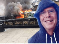 Comrade Jeb is at it again: BERNIE ylouip KyF VDN Comrade Jeb is at it again