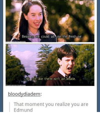 Fresh, Memes, and Divergent: Besides we could all use the fresh air  Its not like there isn't air inside.  bloodydiadem  That moment you realize you are  Edmund 😂😂😂 percyjackson annabethchase percabeth caleo jiper frazellevesque jasongrace pipermclean leovaldez juniper groverunderwood frank hazellevezque frazel calypso thehouseofhades themarkofathena thesonofneptune thelosthero hungergames solangelo divergent willsolace nicodiangelo coachhedge chiron