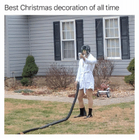 SHITTERS FULL: Best Christmas decoration of all time SHITTERS FULL