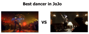 Best, Jojo, and Who: Best dancer in JoJo  VS So who will win this contest?