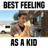 did you try this as a kid? 😱 • follow me @gabeerwin for more • 👇🏻 TAG A FRIEND 👇🏻: BEST FEELING  f @Gabe Erwin  AS A KID did you try this as a kid? 😱 • follow me @gabeerwin for more • 👇🏻 TAG A FRIEND 👇🏻