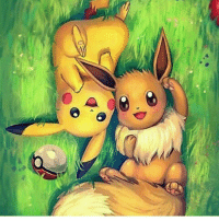 Best friends! What Pokemon would be your best friend? ~Shiny V