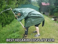 Memes, Twitch, and youtube.com: BEST HECARIM COSPLAY EVER still the best  = LeagueMemes ft. Wingolos =  Wingolos www.youtube.com/c/wingolos www.twitch.tv/wingolos