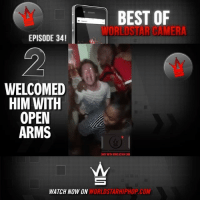 Best Of WorldStar Camera Episode 34! Live Now On WorldStarHipHop.com & The WorldStar App! Shoot, Edit, & Submit Your Videos Directly To Us Using The WorldstarCamera Feature. Download The WSHH App Now for iOS And Android 🎥📲 @WorldStar: BEST OF  ORI USTAR CAMERA  EPISODE 34!  WELCOMED  HIM WITH  OPEN  ARMS  SHOT WITH WORLDSTARCAM  WATCH NOW ON WORLDSTARHIPHOP COM Best Of WorldStar Camera Episode 34! Live Now On WorldStarHipHop.com & The WorldStar App! Shoot, Edit, & Submit Your Videos Directly To Us Using The WorldstarCamera Feature. Download The WSHH App Now for iOS And Android 🎥📲 @WorldStar