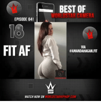Best Of WorldStar Camera Episode 64! Live now on WorldStarHipHop.com & the WorldStar app! Shoot, edit, & submit your videos directly to us using the WorldstarCamera feature. Download the WSHHApp now for iOS and Android 🎥📲 @worldstar: BEST OF  WORLDSTAR CAMERA  EPISODE 64!  18  FIT AF  VIA  @AMANDAHAGAN.FIT  WATCH NOW ON  WORLDSTARHIPHOP.COM Best Of WorldStar Camera Episode 64! Live now on WorldStarHipHop.com & the WorldStar app! Shoot, edit, & submit your videos directly to us using the WorldstarCamera feature. Download the WSHHApp now for iOS and Android 🎥📲 @worldstar