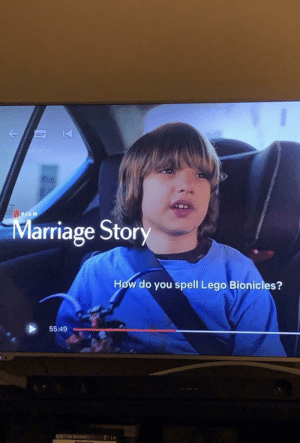 Best scene from Marriage Story: Best scene from Marriage Story