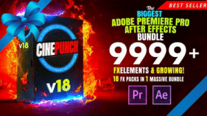 lol-coaster:  CINEPUNCH - Premiere Transitions I Color Looks Pack I Sound FX I 9999+ Elements: BEST SELLER  The  BIGGEST  ADOBE PREMIERE PRO  AFTER EFFECTS  BUNDLE  OOA COMPLE  9999+  v18  FXELEMENTS & GROWING!  18 FX PACKS IN 1 MASSIVE BUNDLE  v18  Pr Ae lol-coaster:  CINEPUNCH - Premiere Transitions I Color Looks Pack I Sound FX I 9999+ Elements